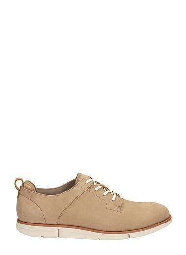 Bağcıklı Süet Ayakkabı-Clarks